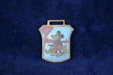 1934 Disney Mickey Mouse English Version Pocket Watch Fob