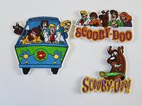 Scooby Doo Embroidered Iron On Sew On Patches Badges Transfers Fancy Dress