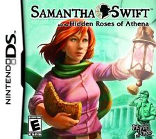 Samantha Swift and the Hidden Roses of Athena NDS New Nintendo DS
