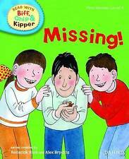 Oxford Reading Tree Read With Biff, Chip, and Kipper: First Stories: Level 4: Mi