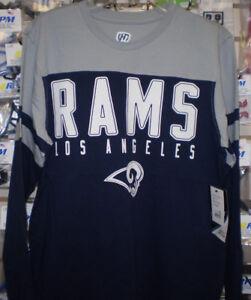 NFL LOS ANGELES RAMS G-III HANDS HIGH LONG SLEEVE T-SHIRT XXL 2XL  NEW NWT