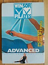 Advanced  Winsor Pilates Power Sculpting - Fitness Workout - (DVD NEW)