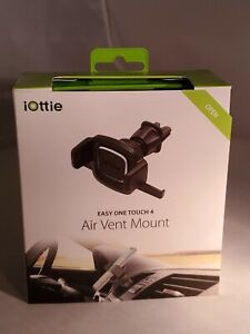 iOttie® Easy One Touch® 4 Air Vent Universal Smartphone Quick Locking Car Mount