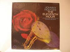 JOHNNY HODGES- THE ELEVENTH HOUR - VERVE RECORDS V6-8492 - STEREO