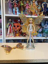 Winx Mattel Doll Poupee Stella Flal Magic Enchantix