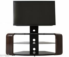 "AVF Como Gloss Walnut TV Stand for up to 55"" FSL1174COW"