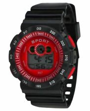 Multifunction Sports Watch 667 (Scarlet)
