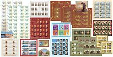 RUSSIA 2017 Q3 part of FULL YEAR Set in FULL SHEETS MNH FREE SHIPPING
