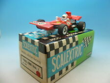 Scalextric spanish 4048 Tyrrell Ford form 1 c48 used but only done a couple of l