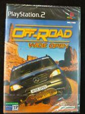 Off-Road Wide Open para playstation 2 Nuevo y precintado PAL