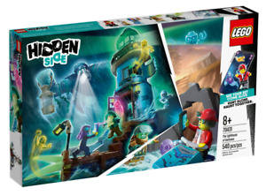 Brand New Lego Hidden Side 70431 The Lighthouse of Darkness In Sealed Box