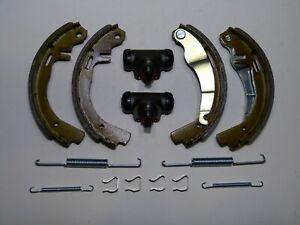 Bremsbacken + 2 x  Bremszylinder + Montagesatz für OPEL Kadett C hinten