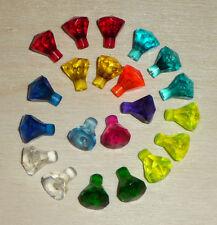 Nr.6432 Lego 30153 Castle Belville HP SW 21 Diamanten in 11 transparenten Farben