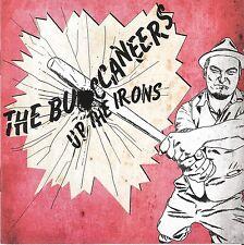 The Buccaneers-up the Irons CD street punk folk PORTER ossimoro Briggs