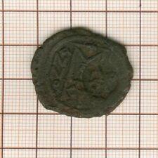 Monedas antiguas de Bizancio
