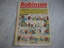 *** ROBINSON *** n° 019 - 06/09/1936