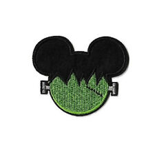Mickey Mouse - Monster - Frankenstein - Halloween - Iron On Patch