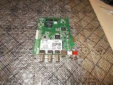 HP Hauppauge WinTV HVR-1800 78521 LF REV C1E9 PCI-E X1 TV Tuner Card 5188-8538