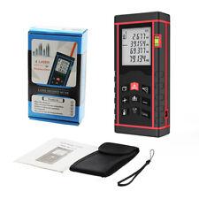 40-100M Digital Handheld Laser Distance Meter Range Finder Measure Diastimeter
