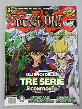YUGIOH Rivista Ufficiale VOL. 2 GP Senza Carta Publishing Magazine YU-GI-OH!