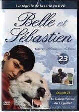 Belle et Sebastien - Intégrale kiosque - Saison 2 - dvd 23 - NEUF