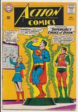 Action Comics #316 DC Comics 1964, Superman, Supergirl app