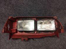 1987-1992 Chrysler LeBaron Convertible LH Drivers Headlight w/ Mount Panel J887