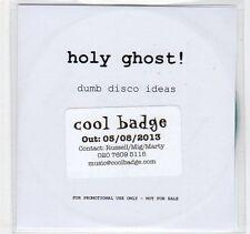 (EC232) Holy Ghost!, Dumb Disco Ideas - 2013 DJ CD