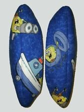 SM/MED Sponge Bob Puffy Skate Blade Covers / Soakers SUPER ABSORBENT