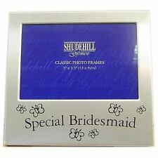 """Special Bridesmaid Photo Picture Present Frame Gift - 5 x 3.5"""""""