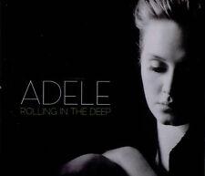 ADELE ROLLING IN THE DEEP + BONUS TRACK  RARE UK CD SINGLE sealed