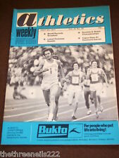 ATHLETICS WEEKLY - CAPES AT DEWHURST GAMES - JULY 9 1977