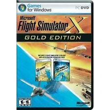 Flight Simulator X - Gold Edition (PC), Very Good Windows Vista, Windows XP Vide