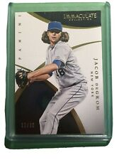 2015 Panini Immaculate #44 JACOB DEGROM  Mets #17/99