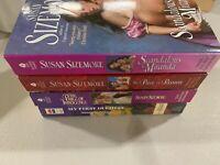 Lot 4 Susan Sizemore Scandalous Miranda/The Price of Passion/Innocence+