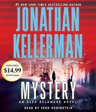 Mystery Alex Delaware Novel by Jonathan Kellerman Audiobook 5CD abridged