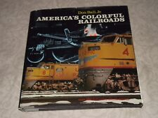 America's Colorful Railroads Book (Don Ball Jr.)