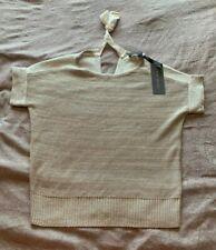 Womens Designer Mint Velvet Top Bnwt Rrp £59 Size Uk 6