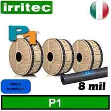 50 mt - tubo MANICHETTA ALA GOCCIOLANTE TAPE x irrigazione D. 16 L/H 2,1 CM 40