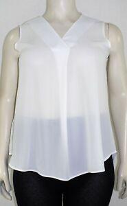 women's front pleat vest top, plus sizes 14-28