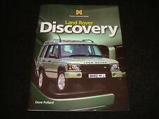 Land Rover Discovery de Dave POLLARD Haynes Entusiasta Guía Rígida 2009 NUEVO