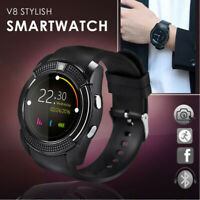 New Smart Watch Phone Sports Fitness Tracker Smartwatch Pedometer Sleep Monitor