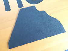 90-97 Mazda Miata 'Forever Panel' Jack /Carpet Flap. ABS plastic.  Made in USA!
