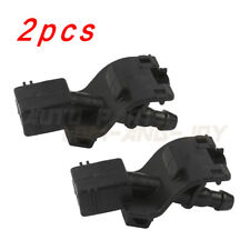 2Pcs Car Windshield  Wiper Washer Spray Nozzle For Toyota Camry Corolla