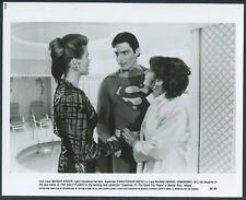 Superman IV Th Quest For Peace CHRISTOPHER REEVE MARGOT KIDDER MARGAUX HEMINGWAY