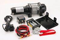 4000 Lb Winch Kit 12V Volt ATV UTV 4 Wheeler Trailer Plow Fast Free Shipping!