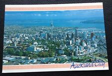 POSTCARD: AUCKLAND CITY: NEW ZEALAND: USED: POSTED: POST DATE ON CARD IS 1998