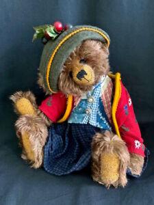"""1999 Dressed OAAK Bear """"GRETEL"""" by DEBRA BEDWELL KOONTZ"""