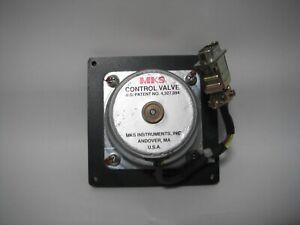 MKS CONTROL VALVE High Torque Motor