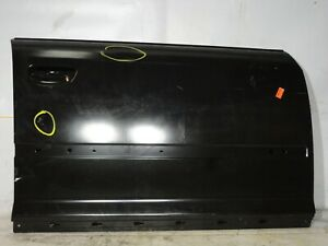 Audi A3 8P 2008 To 2013 O/S RIGHT Front Door BLACK BARE DOOR 8P4831051A